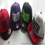 квалифицированный 100%Cotton шлем Hiphop вышивки