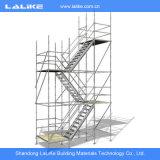 Échafaudage en acier lourd de Cuplock pour la construction de bâtiments