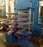 Maquinaria Vulcanizing da imprensa da telha de borracha