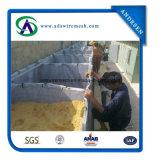 Sabbia resistente che riempie la barriera di Hesco