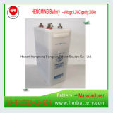 acumulador alcalino Ni-CD de 1.2V 300ah para UPS, ferrocarril, subestación (24V300Ah)