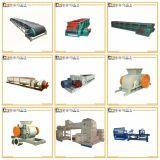 Alto precio técnico automático de la máquina de fabricación de ladrillo del fango
