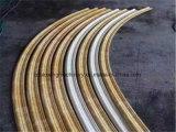 PVC 선을 만드는 대리석 돌 플라스틱 단면도 밀어남 기계장치