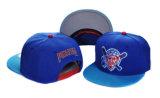 Hip Hop unisexe frais a personnalisé la casquette de baseball de Snapback