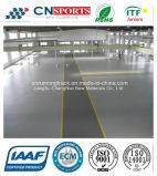 Pavimentazione di gomma sicura resiliente della fabbrica di Spua