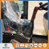 55kw高い構成強力なエンジンの小型車輪のローダー(ZL-26)