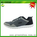 Обувь тапки вскользь ботинок вскользь ботинка человека Greenshoe новая приезжая плоская