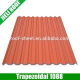 Нагрузка нося Corrugated лист крыши