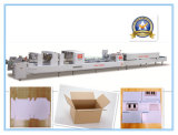 Xcs-1450c4c6 4/6 dobrador automático de canto Gluer