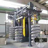 Kontinuierliche Granaliengebläse-Kettenmaschine des Hängens