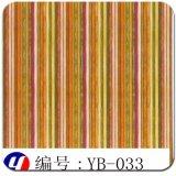 Yingcai 1m 폭 목제 곡물 수력 전기 페인트 필름