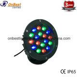 Flut-Licht Farben-Änderung RGB-36W LED in IP65