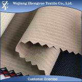 tessuto Herringbone di nylon di Taslan del reticolo dello Spandex di trama di stirata 90d per il rivestimento