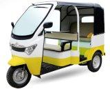 O triciclo novo do passageiro de três rodas