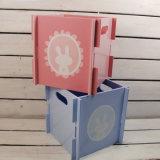 En71赤ん坊の歯のための木のギフト用の箱