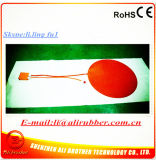 chaufferette ronde électrique de silicones du diamètre 260*1.5mm de 110V 200W