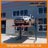 Le meilleur levage de stationnement de véhicule de poste de double de qualité