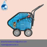 Matériel de lavage de véhicule avec le canon à haute pression de rondelle