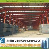Taller grande de la estructura de acero de la alta calidad