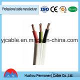 Estándar plano del cable 1.5mm2 AS/NZS Australia de TPS