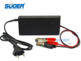 Suoer Hot Koop Batterijlader 12V 10A Power Battery Charger met drie-fase Charging Mode (SON-1210)