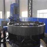 Grande anel da engrenagem da estufa giratória & do secador giratório & do moinho de esfera