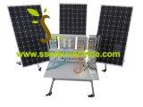 Strumentazione educativa di addestramento della strumentazione del vento solare della generazione fotovoltaica rinnovabile dell'addestratore