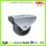 Roulettes en plastique fixes de meubles (D101-30B015X12)