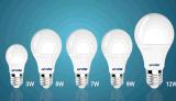 電球をつける12V LEDのプラスチックアルミニウムランプ