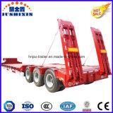 2/3 Ejes 40t-100t baja caja de carga del remolque del camión semi