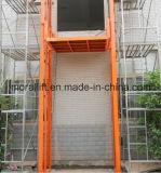 Подъем перевозки платформы гидровлический подниматься вертикальный