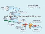 Macchina imballatrice per il rullo del tessuto fatto in Cina