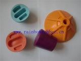 Costume colorido produto moldado do silicone