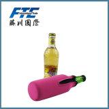 Suporte de garrafa de cerveja de vinho 330ml com material de neoprene