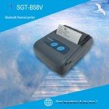 """2 """" beweglicher beweglicher Bluetooth Empfangs-Thermodrucker Sgt-B58V"""