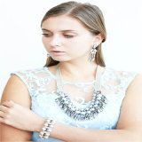새로운 품목 아크릴 유일한 구슬 유리 돌 보석 고정되는 귀걸이 팔찌 목걸이 형식 보석