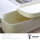 Precio barato de madera de encargo Wholesale_L de la caja de embalaje del regalo de la corteza de árbol de Hongdao