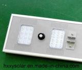 Alto indicatore luminoso di via Integrated chiaro di lumen LED LED di nuovo disegno 2016 25W