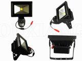 防水壁の台紙赤外線LED夜動きセンサーのカメラ