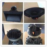 Ligne alignement de haut-parleur de large éventail de woofer du double professionnel 8 du haut-parleur FL-08 ''
