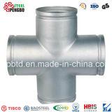 Gomiti dell'acciaio inossidabile degli accessori per tubi di alta qualità