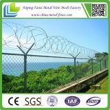 Clôture de garantie de maillon de chaîne (usine de la Chine)