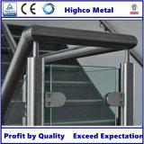 Поддержка поручня для балюстрады поручня нержавеющей стали и Railing стекла