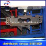 CNC Hのビーム切断の3D鉄骨構造KrXhに使用する斜角が付く機械切りの穴および切られた形