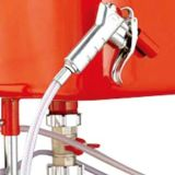 Réservoir pneumatique de nettoyage de dégraisseur (XH-PDCT)