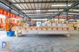 Imprensa de filtro Recessed 1250 séries para o tratamento de água de esgoto do Elecro-Chapeamento
