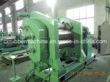 Machine de calandrement en caoutchouc de trois roulis/machine en caoutchouc de calendrier