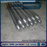 Elétrodo para a estufa de derretimento elétrica de vidro, elétrodo de derretimento de vidro do Mo do molibdênio