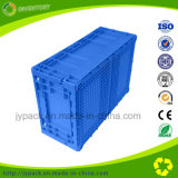 Caixa plástica Recyclable dos PP da venda quente para o transporte do armazém