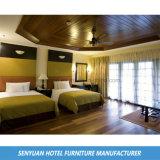Sólido muebles de dormitorio de madera del panel industrial barato (SY-BS172)